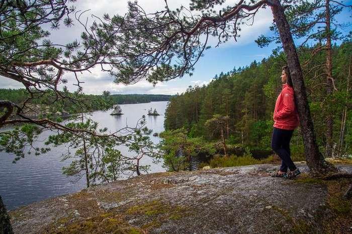 Парк Реповеси, Финляндия (41 фото)