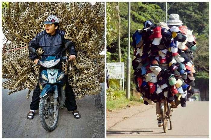 Двухколесный транспорт – незаменимая в хозяйстве вещь (22 фото)