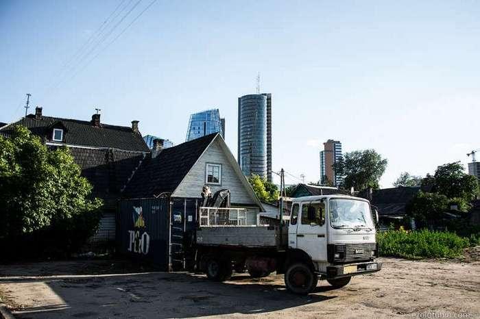 Вильнюс. Советский или европейский? (24 фото)