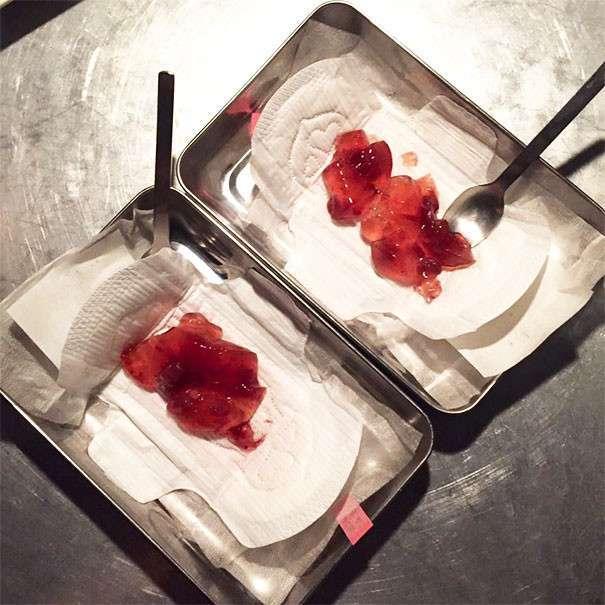 Рестораторы, которые перестарались с оформлением блюд (41 фото)
