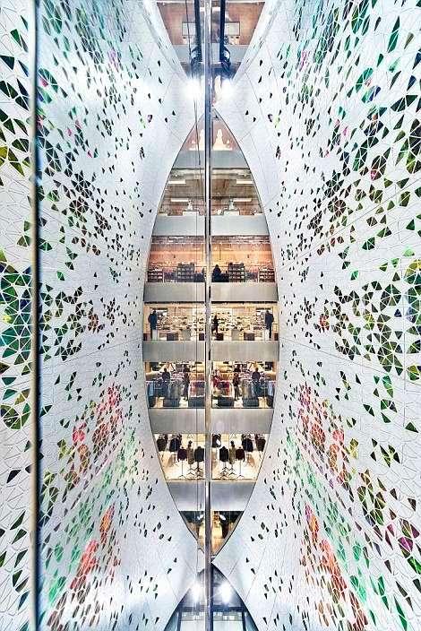 Лучшие архитектурные проекты мира (11 фото)