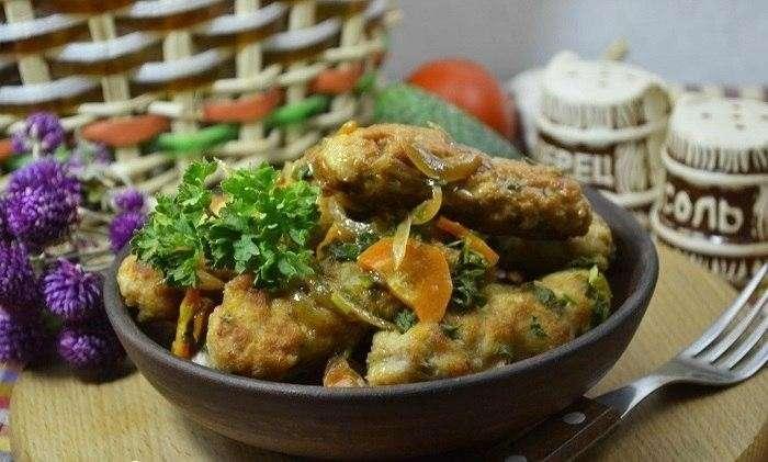 Мясные колбаски -Чевапчичи- (9 фото)