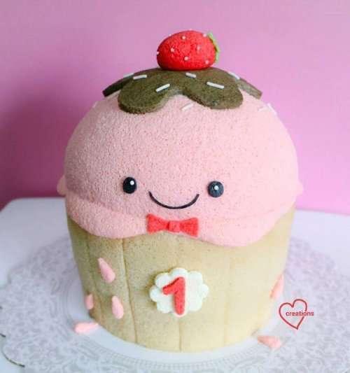 -Плюшевые- торты от Сьюзен Нг (14 фото)