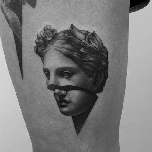 Потрясающие татуировки, которые мы должны были вам показать (15 фото)