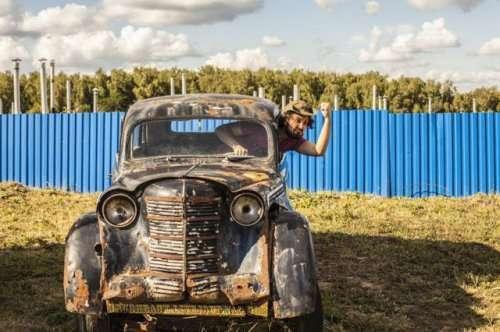 Фотографии, доказывающие, что первые 40 лет в жизни мужчины — самые сложные (33 фото)