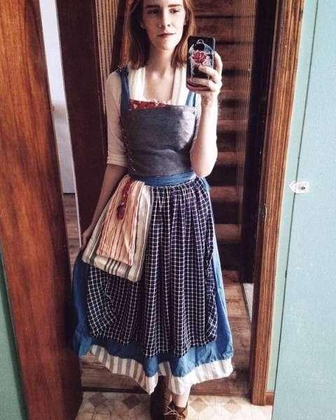 Кэри Льюис - двойник актрисы Эммы Уотсон (12 фото)