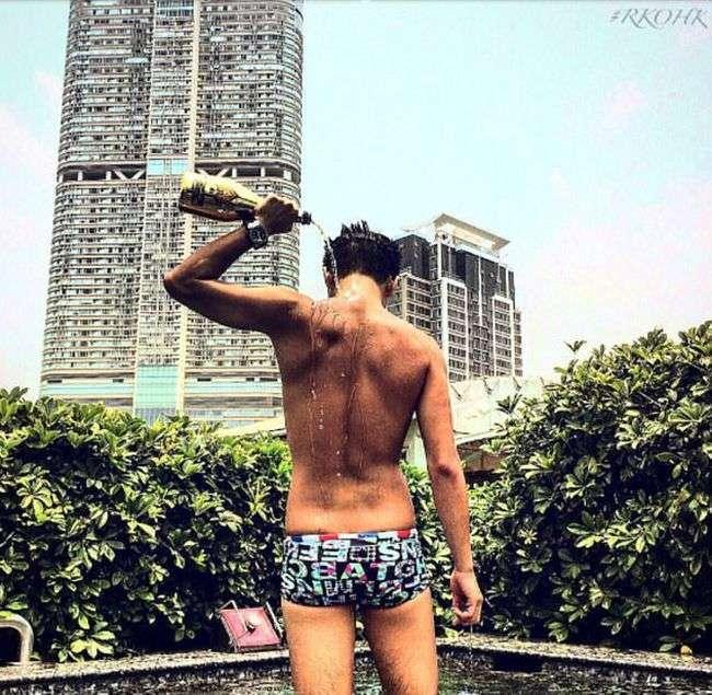 -Золотая молодежь- Гонконга (24 фото)