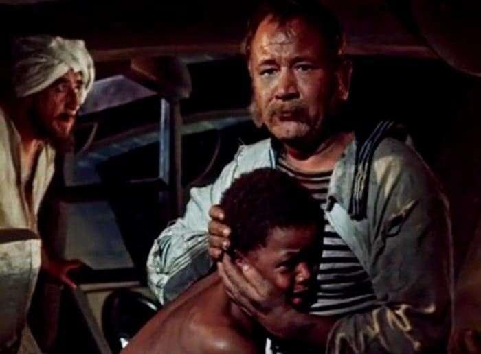 Драматическая судьба темнокожего -Максимки-: почему юный актер после звездной роли исчез с экранов (12 фото)