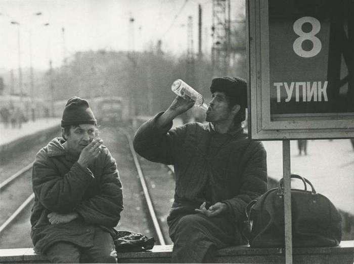 Интересные и редкие ретро-фотографии (68 фото)