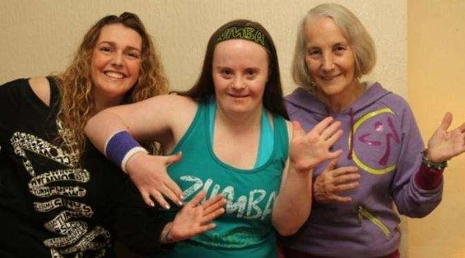 7 человек с синдромом Дауна, которые достойны восхищения (7 фото)