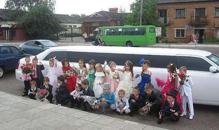 Монолог родителя, которого заставили скинуться по 5000 рублей на выпускной в детском саду (1 фото)