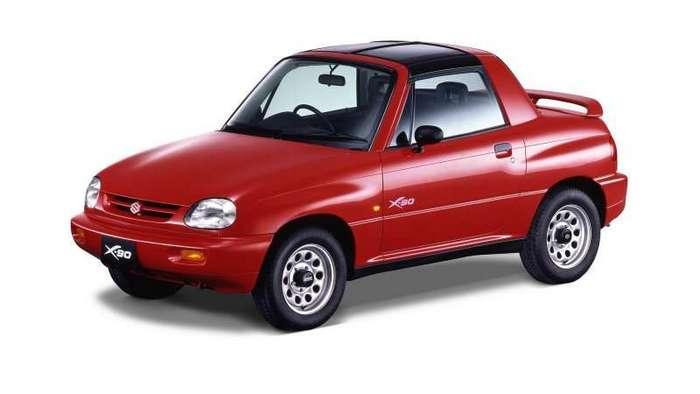 Кроссоверы-купе от 50-х и до 2000-х (21 фото)