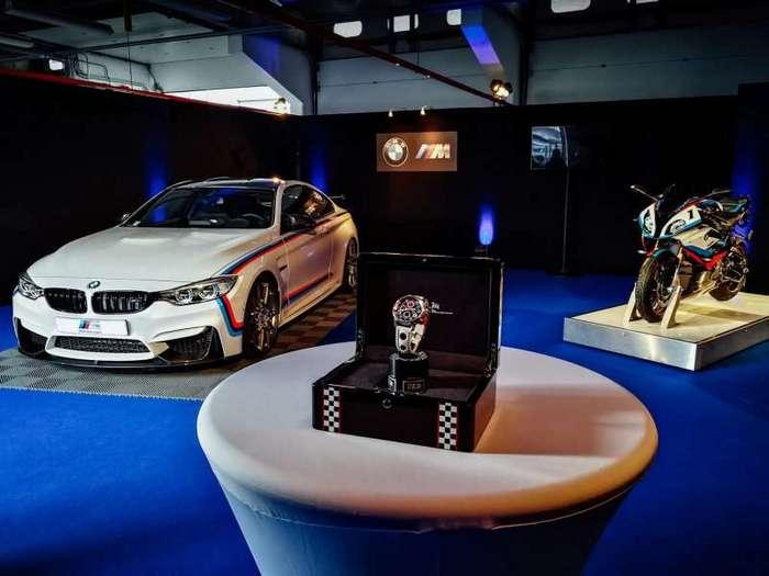 La BMW - особая M4 для французов (9 фото + 2 видео)