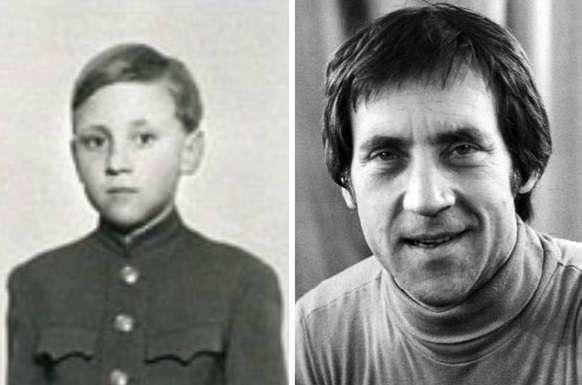 30 редких детских фотографий отечественных и зарубежных звезд