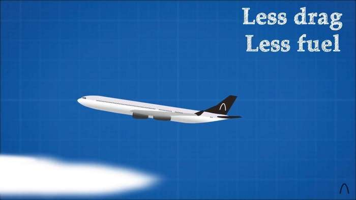 Вот почему иллюминаторы в самолете имеют закругленную форму