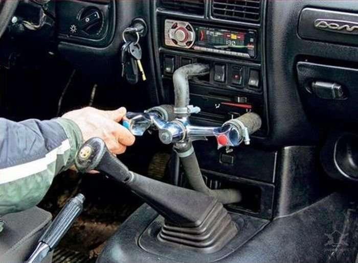 Ремонт авто своими руками