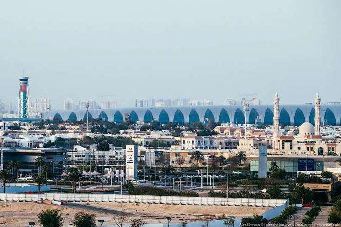 Лето в солнечном Дубае
