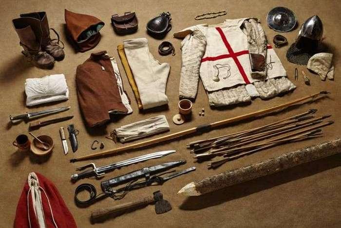 Эволюция солдатского снаряжения с 1066 по 2014 (10 фото)