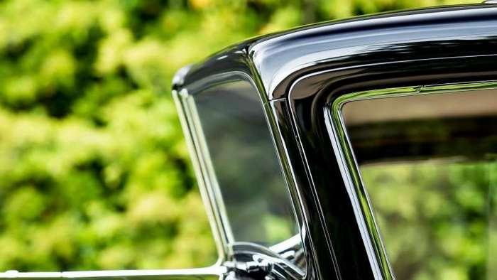 Rolls-Royce Phantom III 1936 - машина британского фельдмаршала (11 фото)