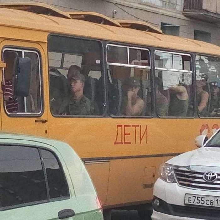 Кто в армии служил, тот на Фишках не смеется (23 фото)