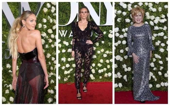 Откровенные и неудачные наряды знаменитостей на Tony Awards 2017 (15 фото)