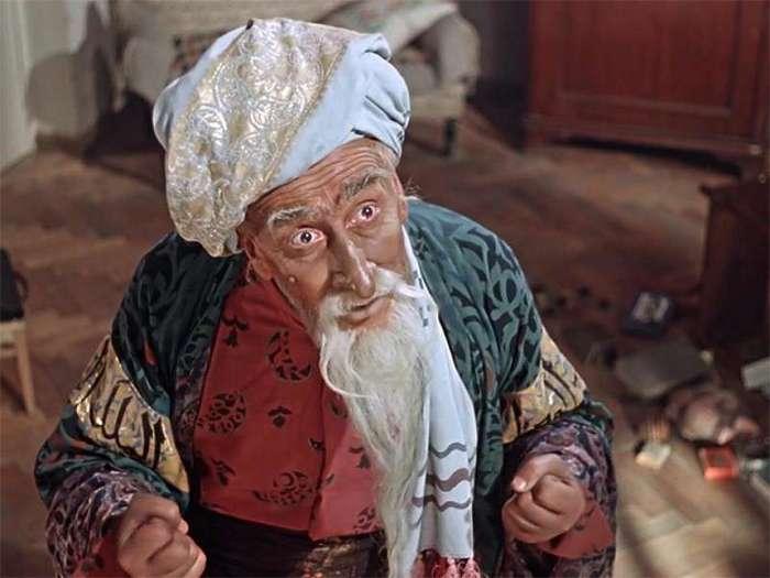 Кто такой Старик Хоттабыч на самом деле? (10 фото)