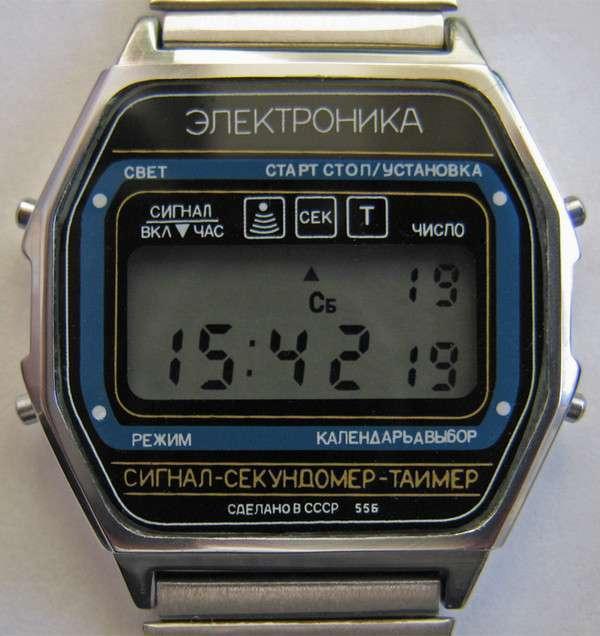 -И по 30 лет шли-. Как в Минске делали легендарные часы -Электроника- (9 фото)