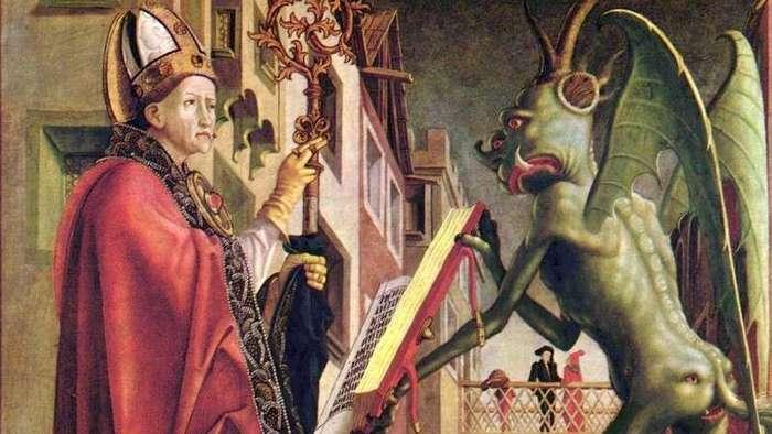 Реальные люди, которые заключили сделку с дьяволом (17 фото)