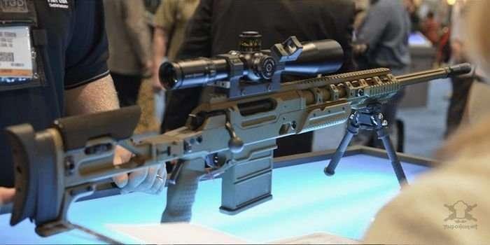 Выставка оружия Airsoft Shot Show в Лас-Вегасе