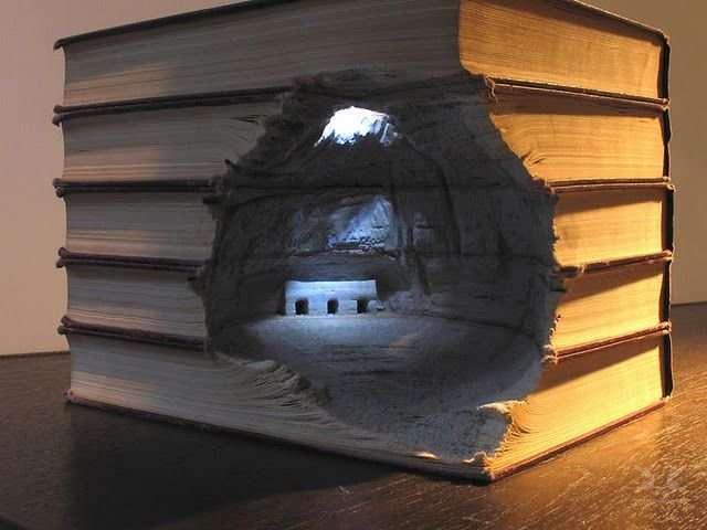 Пейзажи из книг