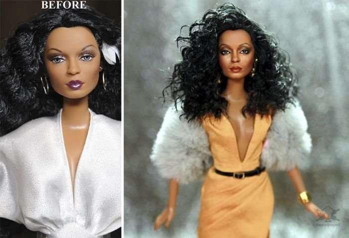 Коллекционные куклы от Ноэля Круза