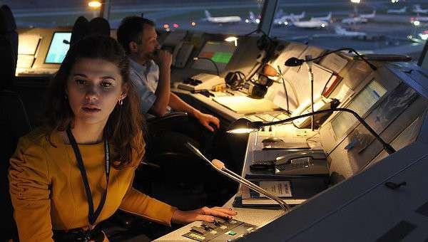 Иди в авиадиспетчеры говорили они! (13 фото)
