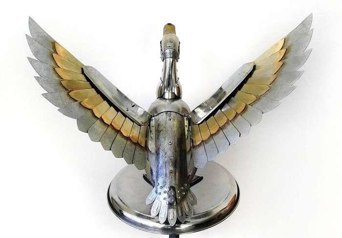 Стимпанк скульптуры Игоря Верного (15 фото)