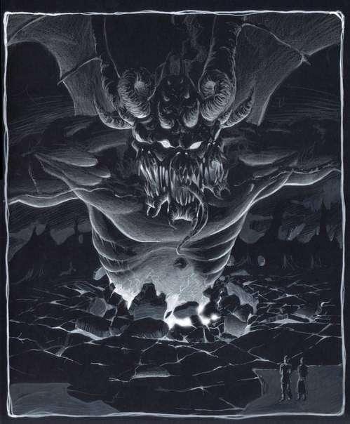 9 кругов ада по Данте (27 фото)