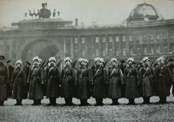 Мария Бочкарева. Женский батальон смерти. История (11 фото)