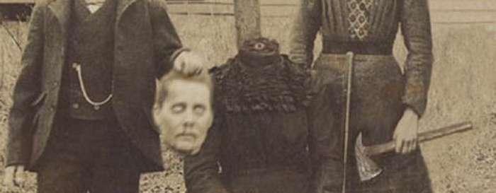 15 посмертных фотографий викторианской эпохи: настоящие или нет? (18 фото)