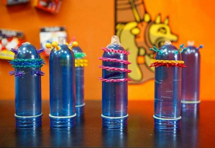 Вы не знали, а они существуют! Необычные современные презервативы (18 фото)