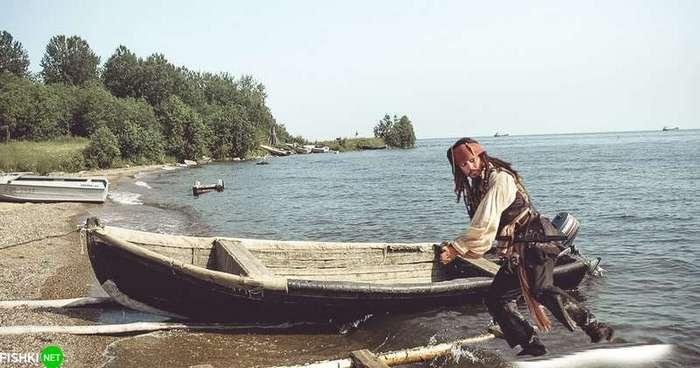 Если бы голливудские блокбастеры снимали в России (15 фото)
