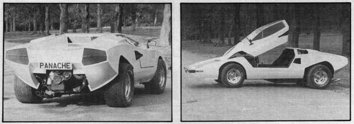 Кит-кар: автомобиль в почтовом ящике (8 фото)