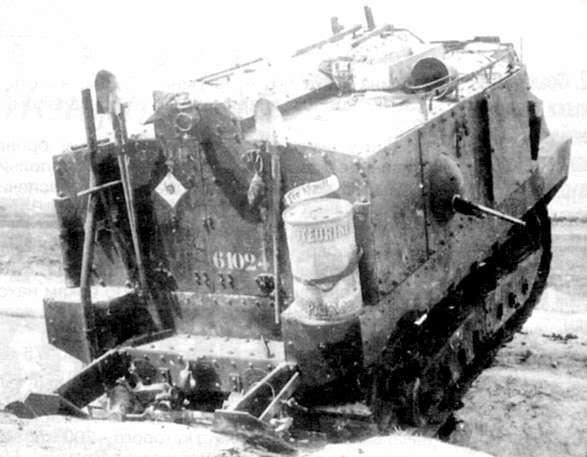 Танк -Шнейдер- (10 фото)
