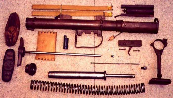 Противотанковый гранатомет PIAT (11 фото)