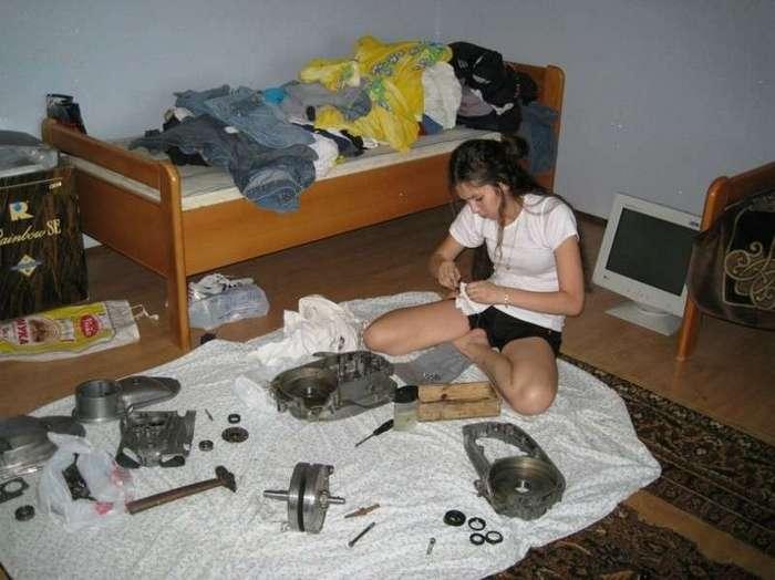 Искал идеальную женщину, а нашёл материал для сочной подборки (20 фото)