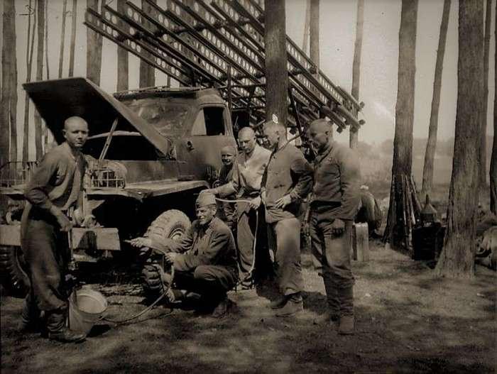 Чудо-оружие товарища Сталина. Как мир узнал о грозной -Катюше- (15 фото)