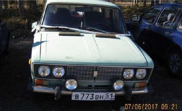Финская таможня устроит аукцион брошеных авто из России (6 фото)