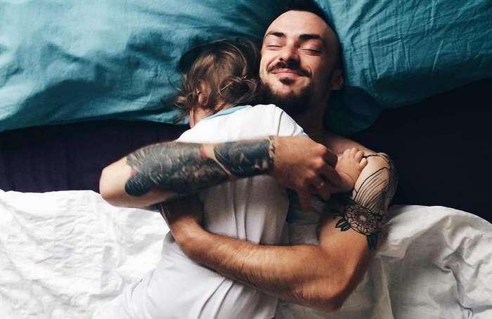 Отцы и дети (24 фото)