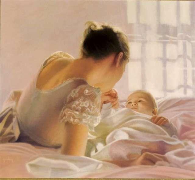 Современное материнство (1 фото)