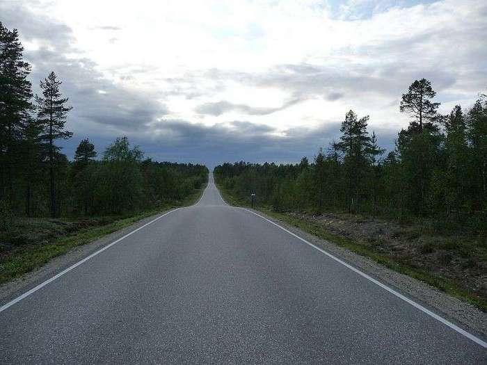 Дорожное прикрытие (7 фото)