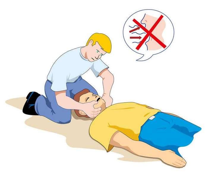 Как не навредить, оказывая первую помощь. Спасатели МЧС против опасных мифов (7 фото)