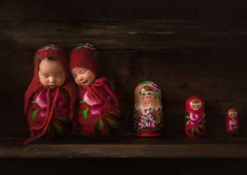 Очаровательные малыши в фотографиях Ифэ Миллеа (10 фото)