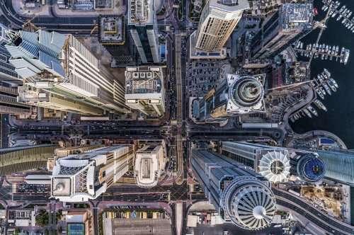 Лучшие фотографии 2017 года, сделанные с помощью дронов (23 фото)